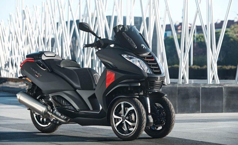 Nuovo Peugeot Metropolis – Un tre ruote di tendenza firmato Peugeot Scooters