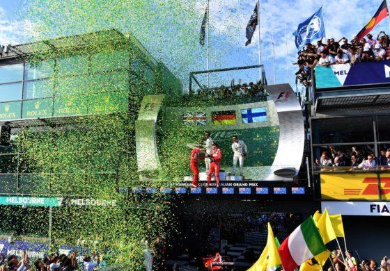 Formula 1 2017 – Gran Premio d'Australia, la Ferrari torna alla vittoria
