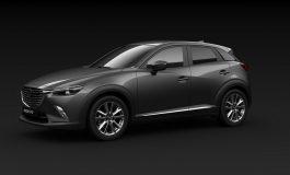 Mazda CX-3 Luxury Edition: Il city crossover di Mazda in abito da sera