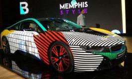 Garage Italia Customs e BMW i, insieme per celebrare il Memphis Design