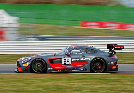 Blancpain GT - A Misano domina la Mercedes-AMG di Buhk e Perera