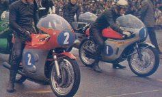 1967 - Classe 350, una sfida tecnico/sportiva tra Honda ed MV Agusta