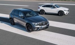 Mercedes-AMG GLC 63 4MATIC+ e GLC 63 4MATIC+ Coupé