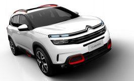 Offensiva SUV Citroën : Nuovo C5 Aircross