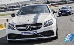 Prova Michelin Pilot Sport 4 S sul circuito di Valencia