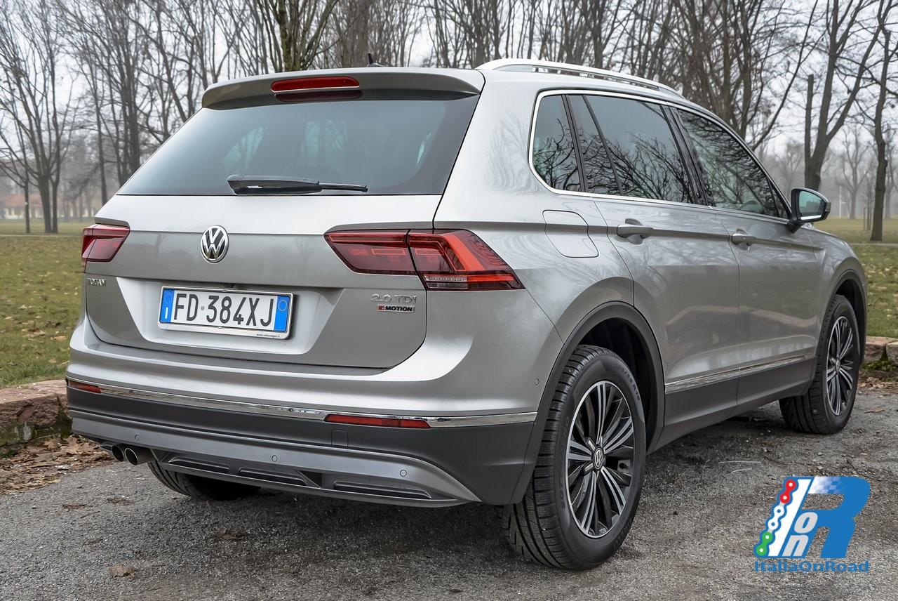 Prova Volkswagen Tiguan Un Suv Di Classe