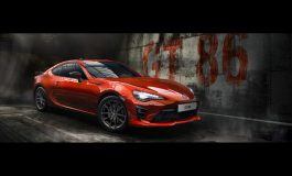 Toyota GT86 Orange Limited Edition