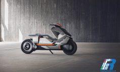 BMW Motorrad Concept Link. Reinventare la mobilità urbana su due ruote
