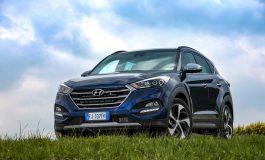Hyundai rinnova la gamma Tucson con la Nuova Sound Edition