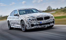 La nuova BMW M5 con M xDrive
