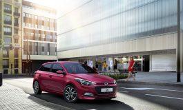 Hyundai rinnova la gamma i20