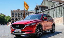 Prova Mazda CX-5: sulle strade di Barcellona per l'anteprima internazionale