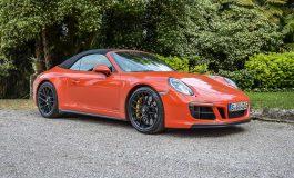 Primo semestre 2017 da record per Porsche Italia