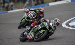 Superbike - E' Jonathan Rea il nuovo Re di Donington Park
