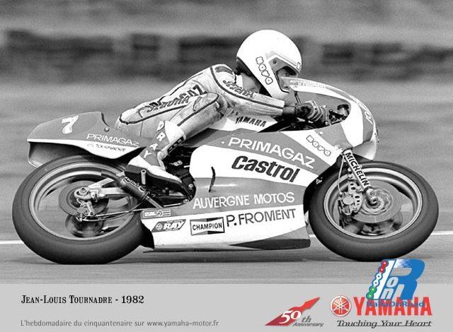 Meteore – Jean-Louis Tournadre, campione per una sola stagione