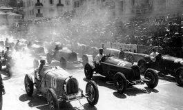 1933 - la prima volta della pole position nelle gare Gran Prix