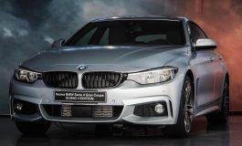 Nuova BMW Serie 4 Iconic 4 Edition