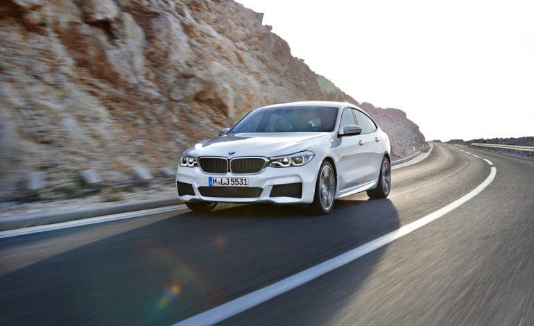 La nuova BMW Serie 6 Gran Turismo