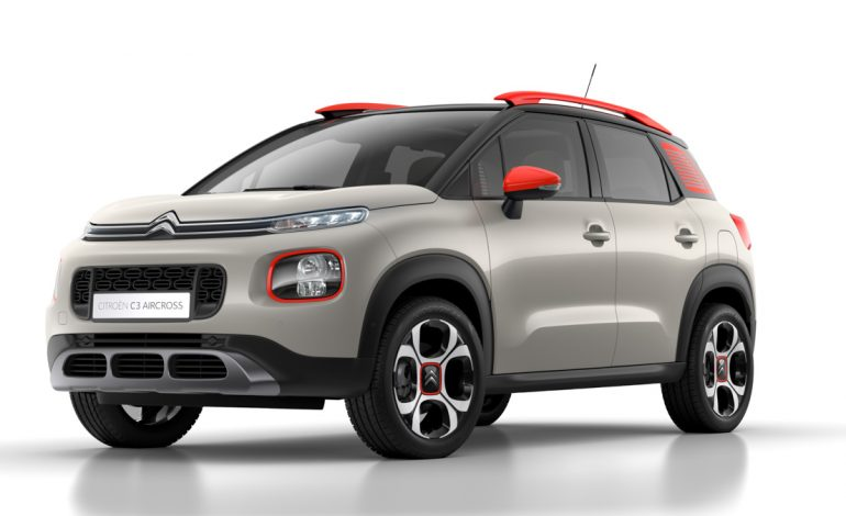nuovo compact suv citroen c3 aircross italiaonroad rivista italia motori. Black Bedroom Furniture Sets. Home Design Ideas
