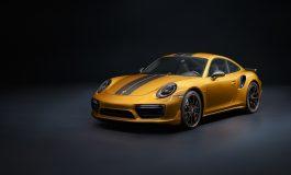 Più potente, ricercata e singolare: la nuova 911 Turbo S Exclusive Series