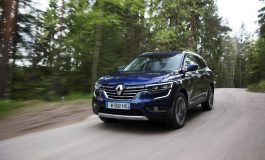 Nuovo Renault KOLEOS: prezzi e gamma Italia
