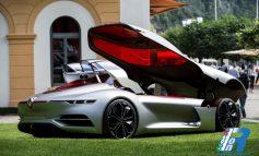Renault Trezor, eletta più bella Concept Car al concorso d'eleganza Villa D'Este