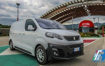 Prova Peugeot Expert: un bel veicolo da lavoro - primo contatto