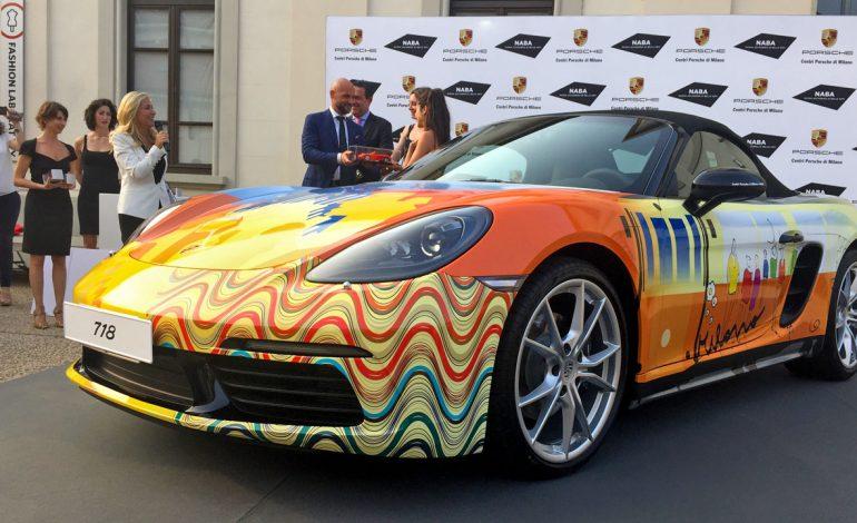 Porsche e NABA, un progetto ispirato dalla Porsche di Janis Joplin