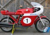 Agostini e la MV Agusta 750 Imola (1972)