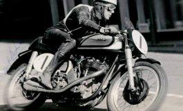 """Geoff Duke, il primo """"fenomeno"""" della top class"""