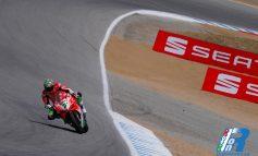 Superbike - A Laguna Seca una vittoria a testa per Rea e Davies