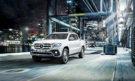 Mercedes-Benz Classe X: il primo pick-up premium