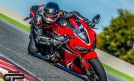 Prova in pista Honda CBR1000RR Fireblade