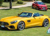 Prova Gamma AMG e Mercedes-AMG GT C Roadster - L'Italia che va forte