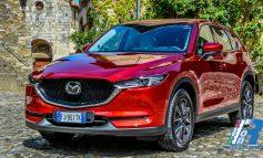 Prova Mazda CX-5, alla scoperta del Castello di Vigoleno - Video Racconto
