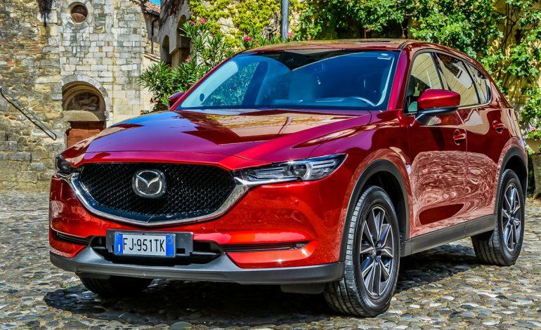 Prova Mazda CX-5, alla scoperta del Castello di Vigoleno – Video Racconto