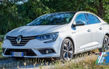 Prova Renault Megane Grand Coupè. L'auto che ogni gentleman driver vorrebbe guidare