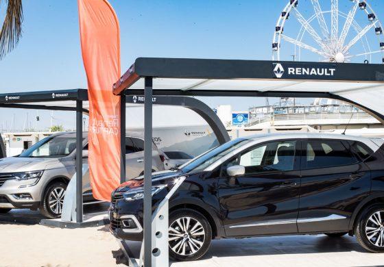 Arriva il Nuovo Koleos e parte il Renault Vertical Summer Tour 2017