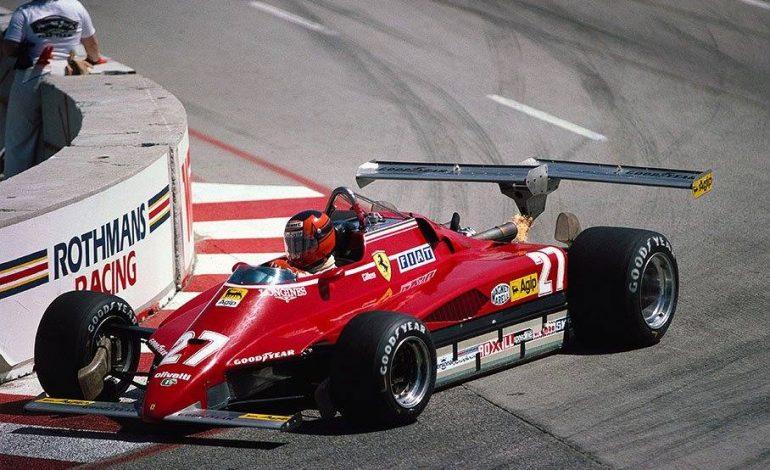 "Long Beach 1982. La Ferrari ""imita"" gli inglesi"