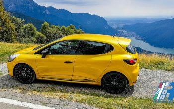 Prova Renault Clio RS Trophy, la piccola francese tutta pepe - primo contatto