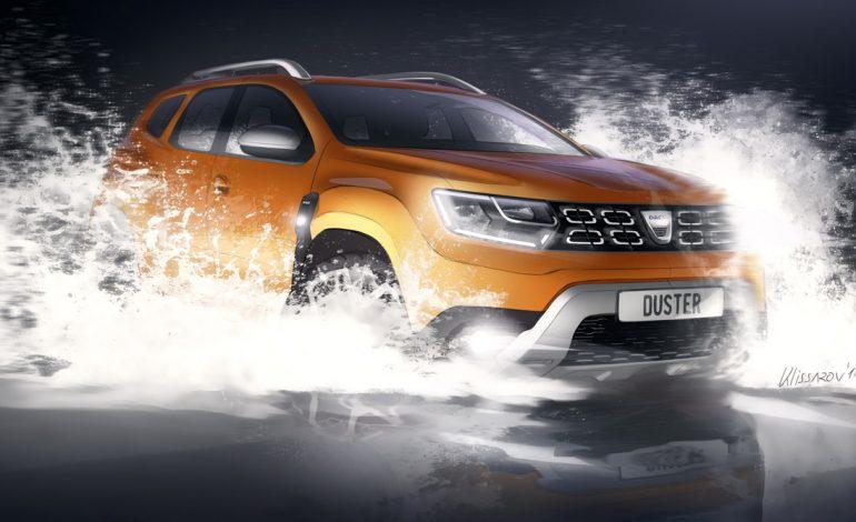 Nuovo Dacia Duster, più Duster che mai!