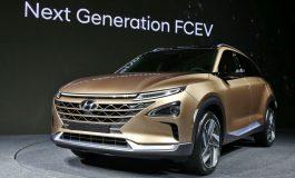 Hyundai rivela il nuovo SUV Fuel Cell