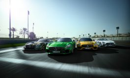 Mercedes-AMG Performance Day Anniversary 50