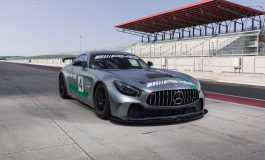 Mercedes-AMG GT4 una nuova classe High Performance