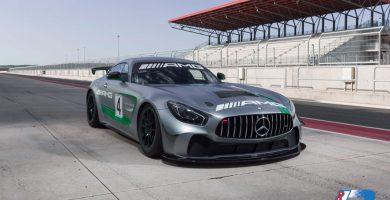 Mercedes-AMG GT4 una nuova classe High Performance