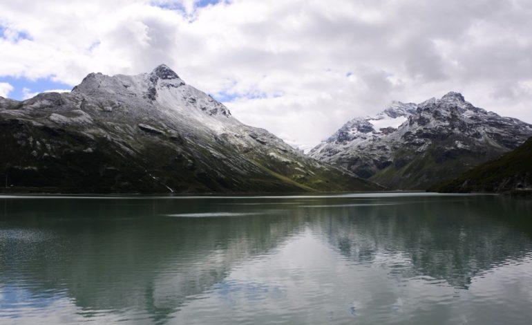 La strada panoramica del Silvretta