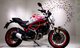 Un Ducati Monster 797 per la città di Rimini