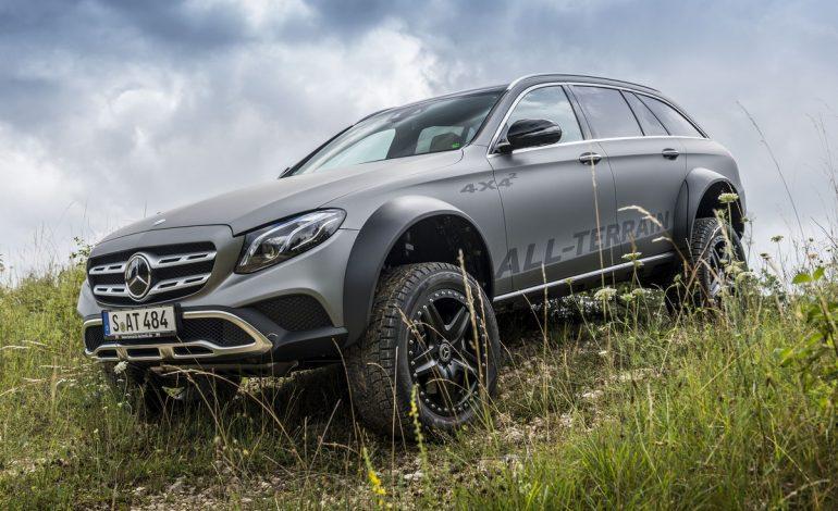 Mercedes-Benz Classe E All-Terrain 4×4²