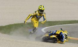 """Motomondiale 2006 - Quella gomma  """"fallata"""" di Rossi"""