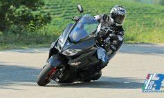 Prova nuovo Suzuki Burgman 400 ABS - Primo contatto